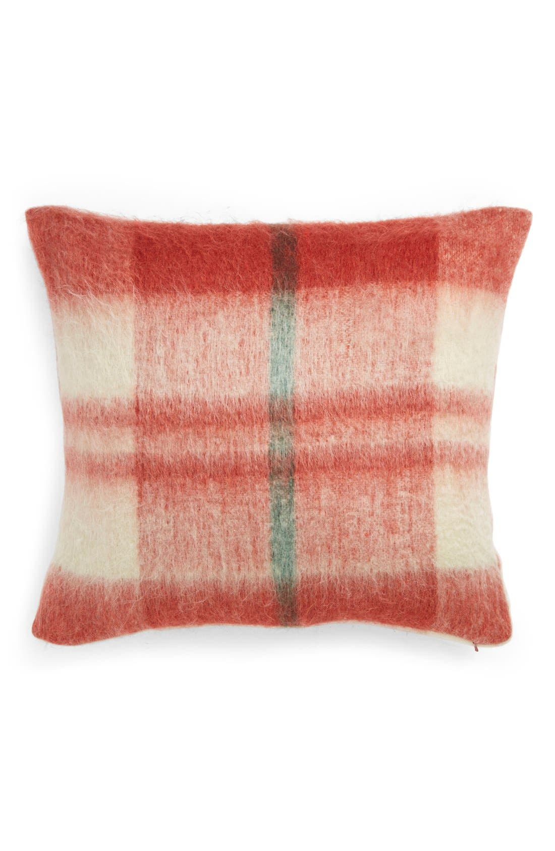 Alternate Image 2  - Nordstrom at Home 'Brushed Plaid' Accent Pillow