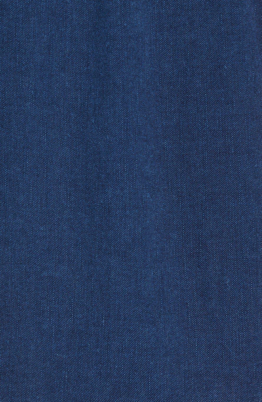 Alternate Image 5  - Joe's 'Collector's - Leigh' Denim Shirt