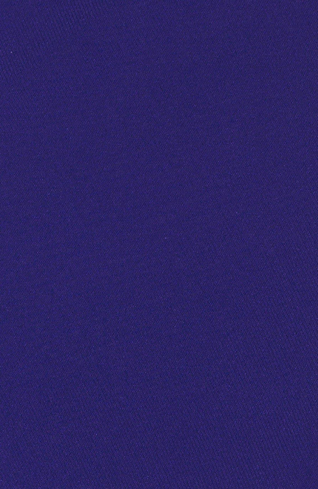 Alternate Image 4  - Adrianna Papell One-Shoulder Jersey Blouson Dress