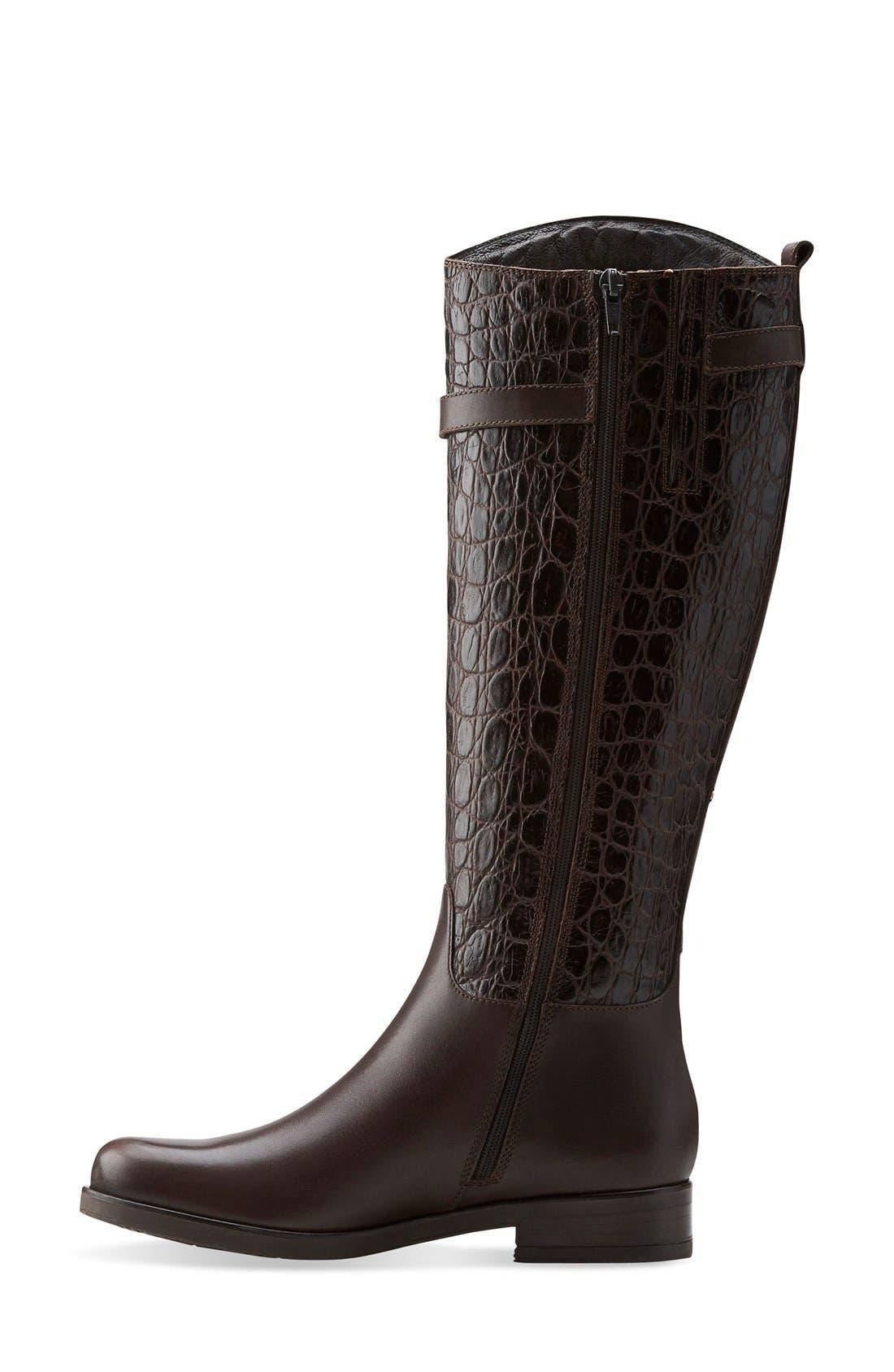 Alternate Image 2  - Clarks® 'HopedaleWish' Tall Boot (Women)