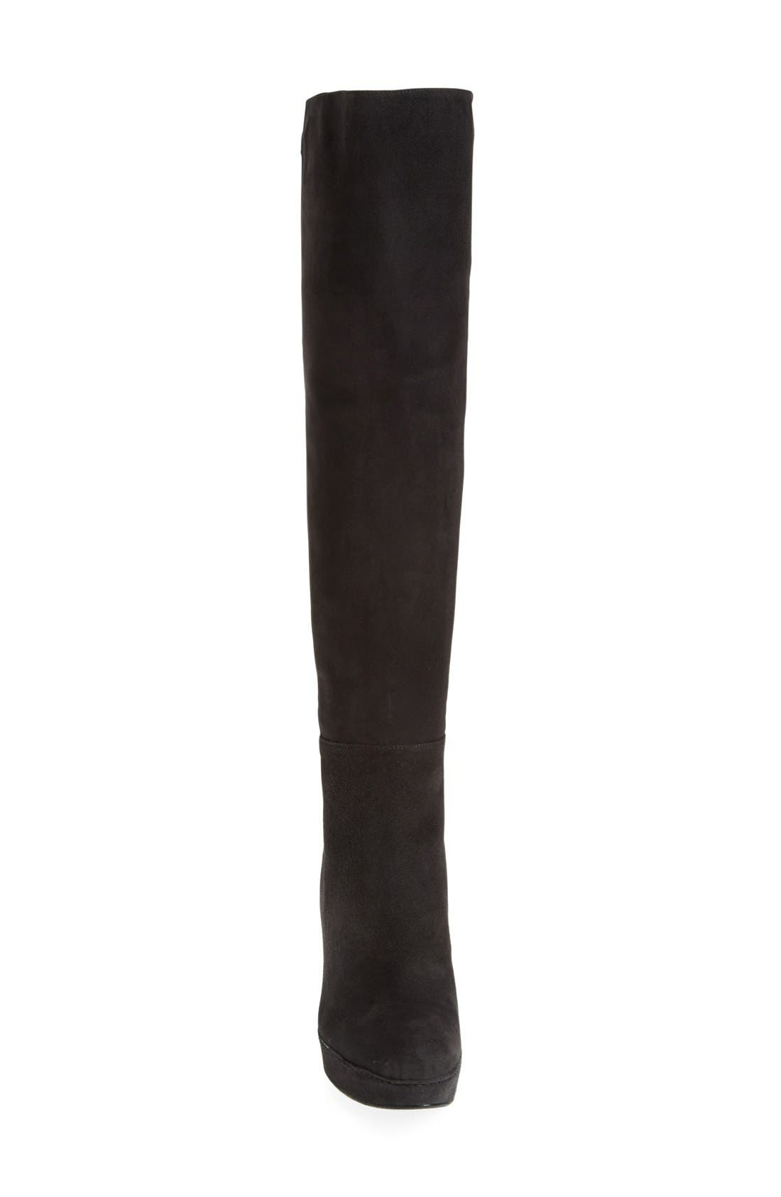 Alternate Image 2  - Stuart Weitzman 'Demistrong' Over the Knee Boot (Women)