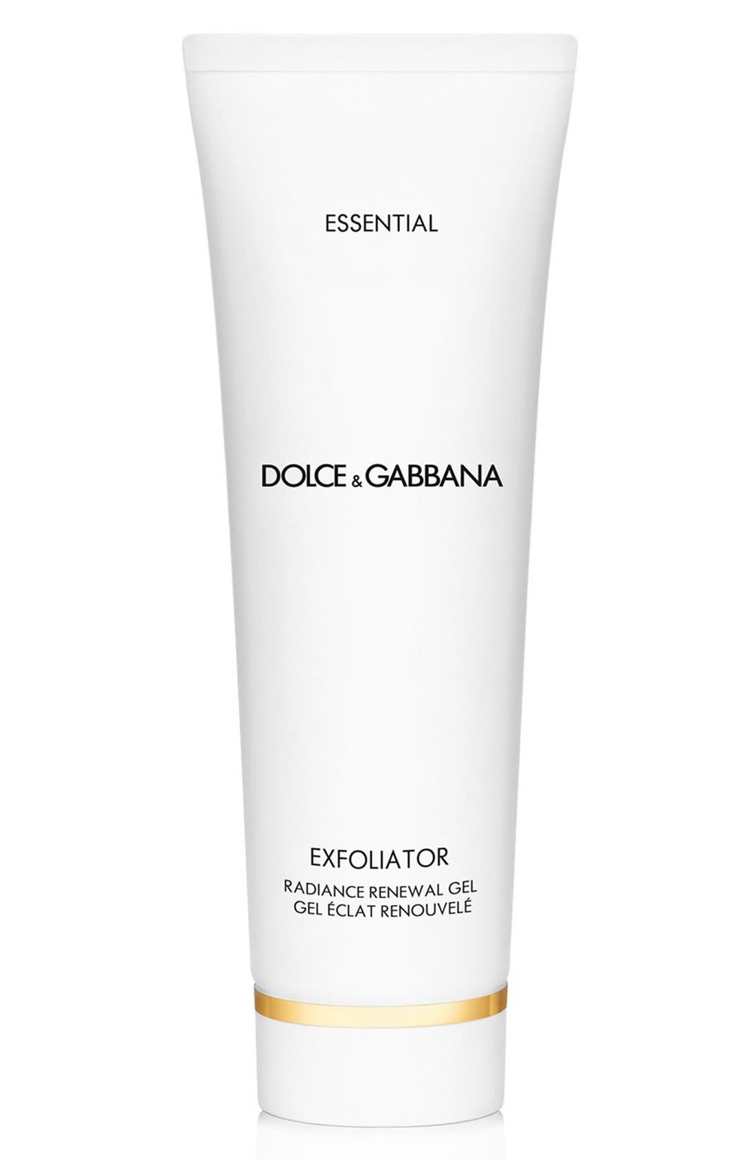 Dolce&Gabbana Beauty 'Essential' ExfoliatorRadiance Renewal Gel