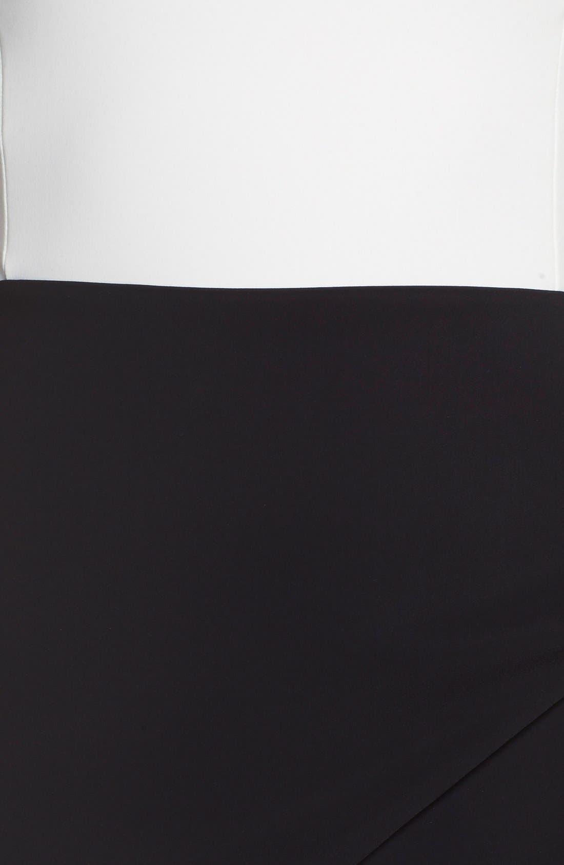 Alternate Image 5  - Chiara Boni La Petite Robe 'Melania' Off the ShoulderMermaid Gown