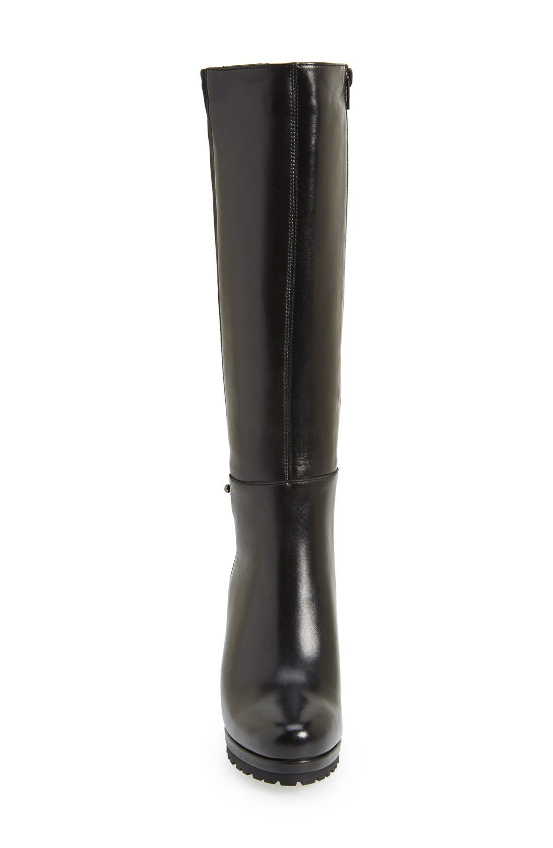 Alternate Image 4  - VANELi 'Jaylene' Stretch Back Wedge Boot (Women)