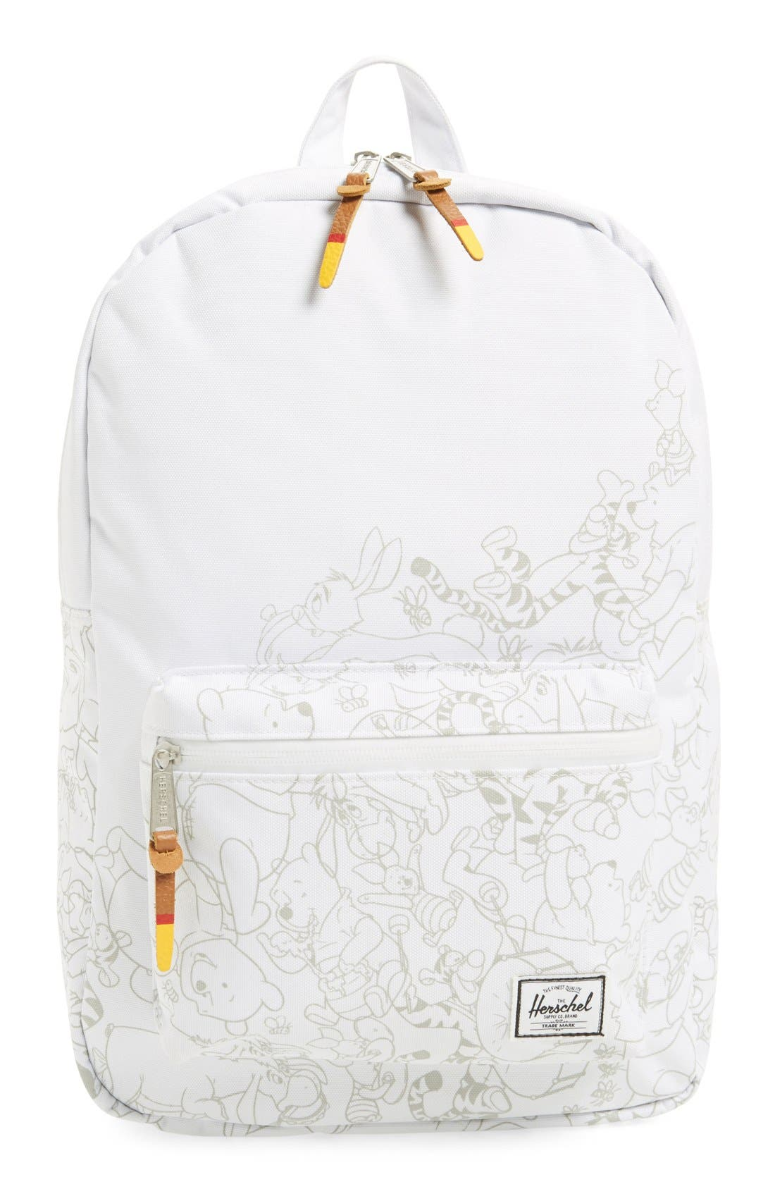 Alternate Image 1 Selected - Herschel Supply Co. 'Settlement - Winnie the Pooh™' Backpack