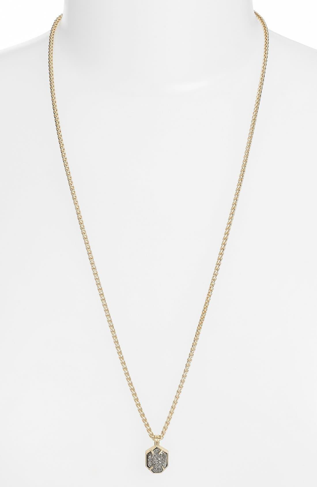 Main Image - Kendra Scott 'Oliver' Pendant Necklace