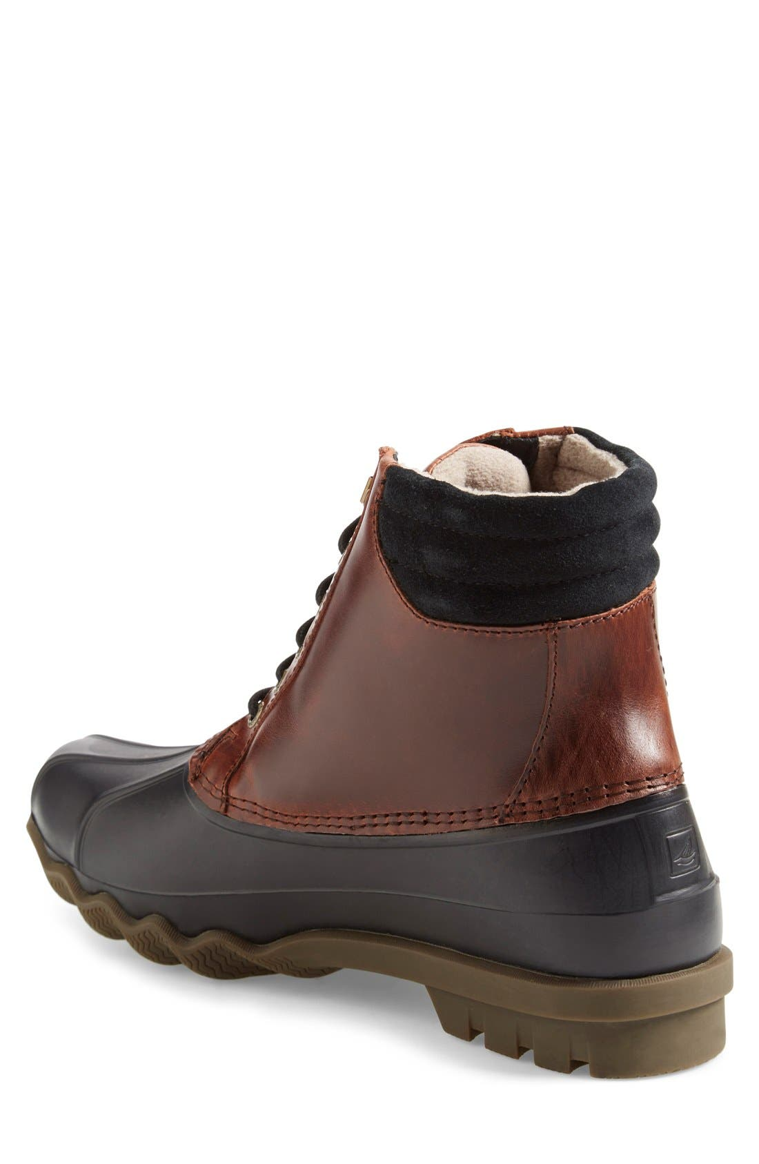 Alternate Image 2  - Sperry Top-Sider® 'Avenue' Rain Boot (Men)