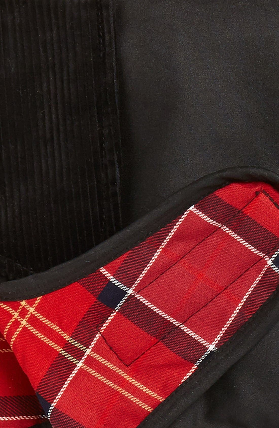 Alternate Image 2  - Barbour Waxed Canvas Dog Coat