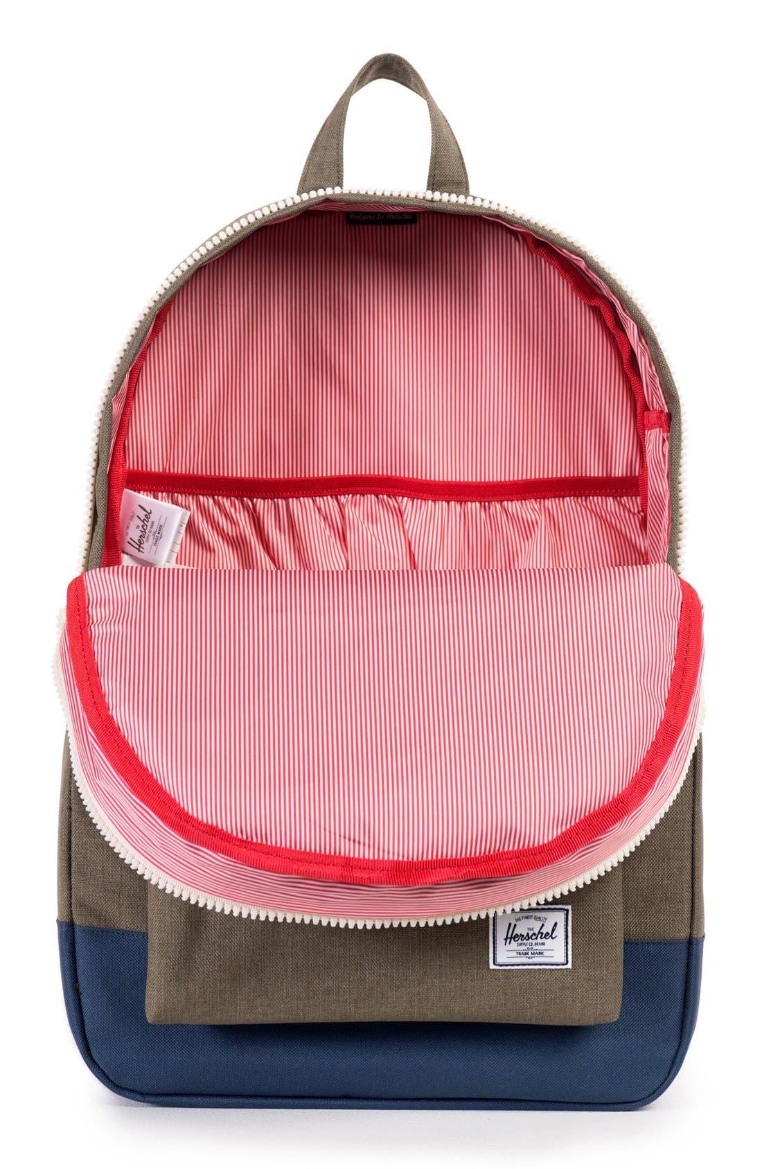 Alternate Image 3  - Herschel Supply Co. 'Settlement' Backpack