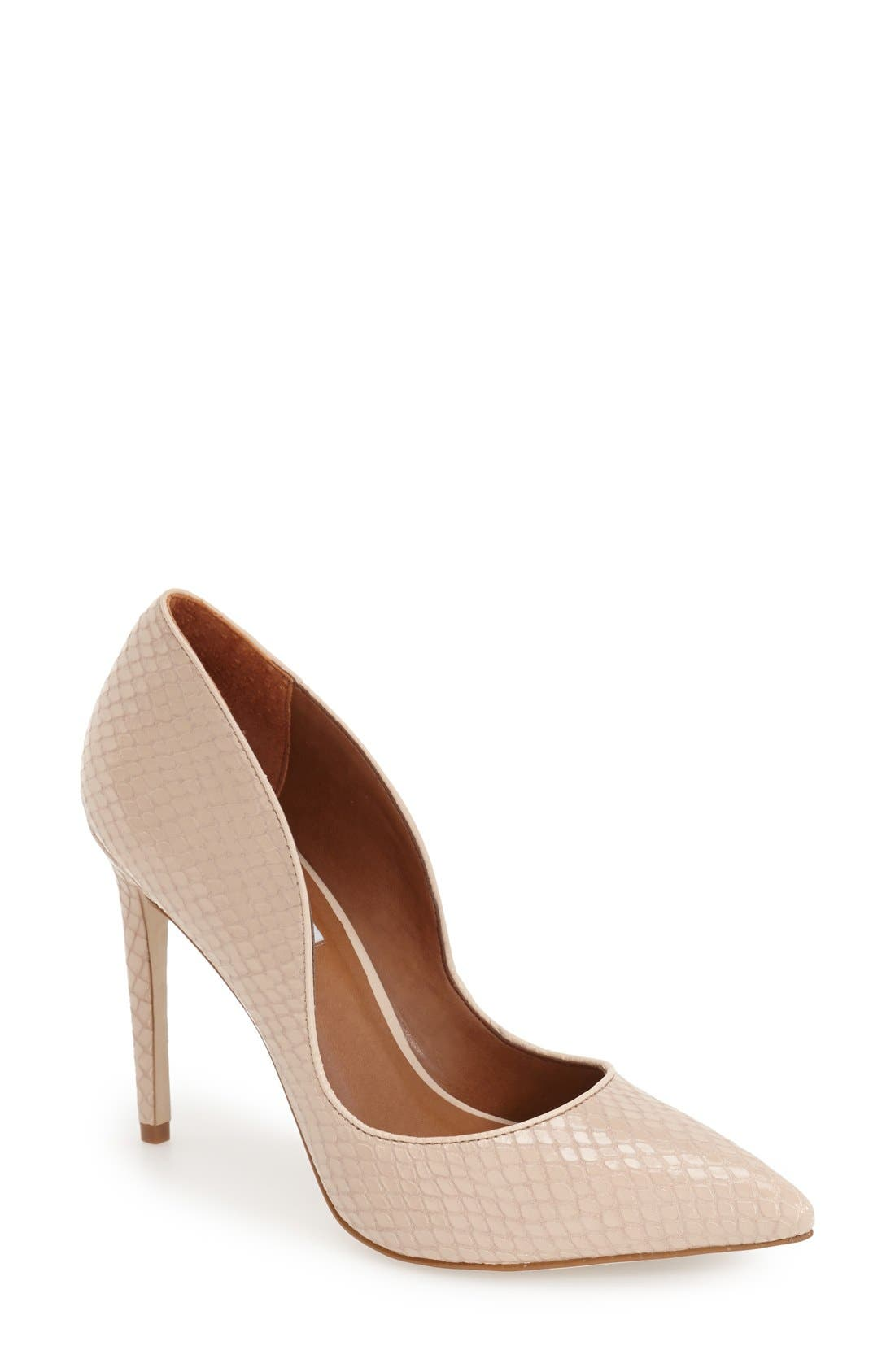 Alternate Image 1 Selected - Steve Madden 'Dipper' Pump (Women)