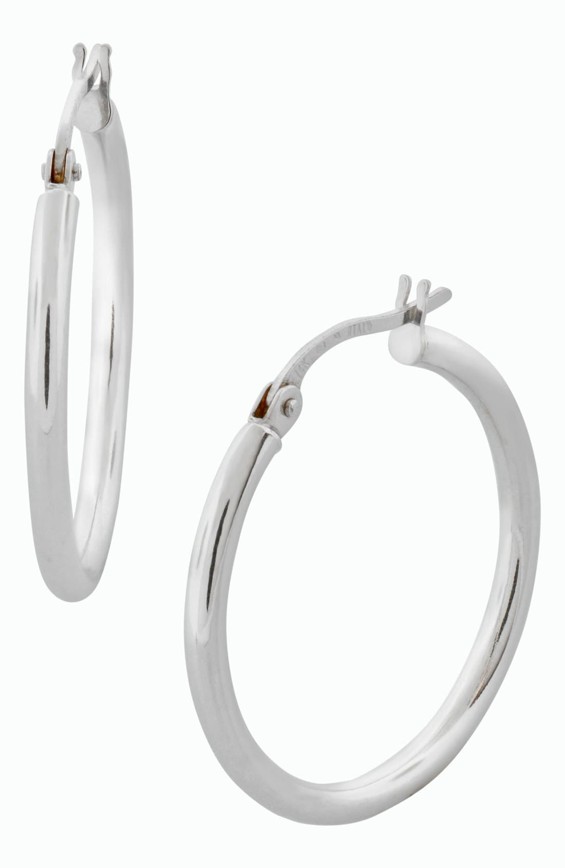 BONY LEVY 14k Gold Hoop Earrings