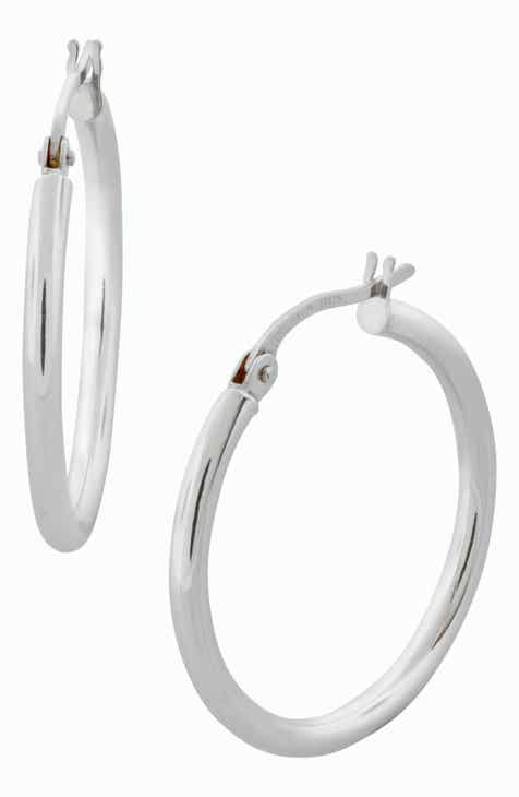 Bony Levy 14k Gold Hoop Earrings Nordstrom Exclusive