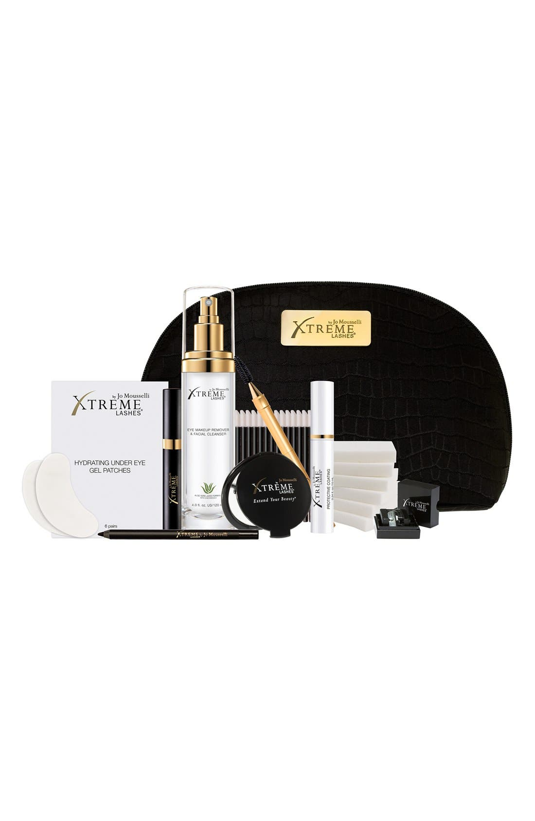 Xtreme Lashes by Jo Mousselli® Aftercare Essentials Kit (Over $234 Value)