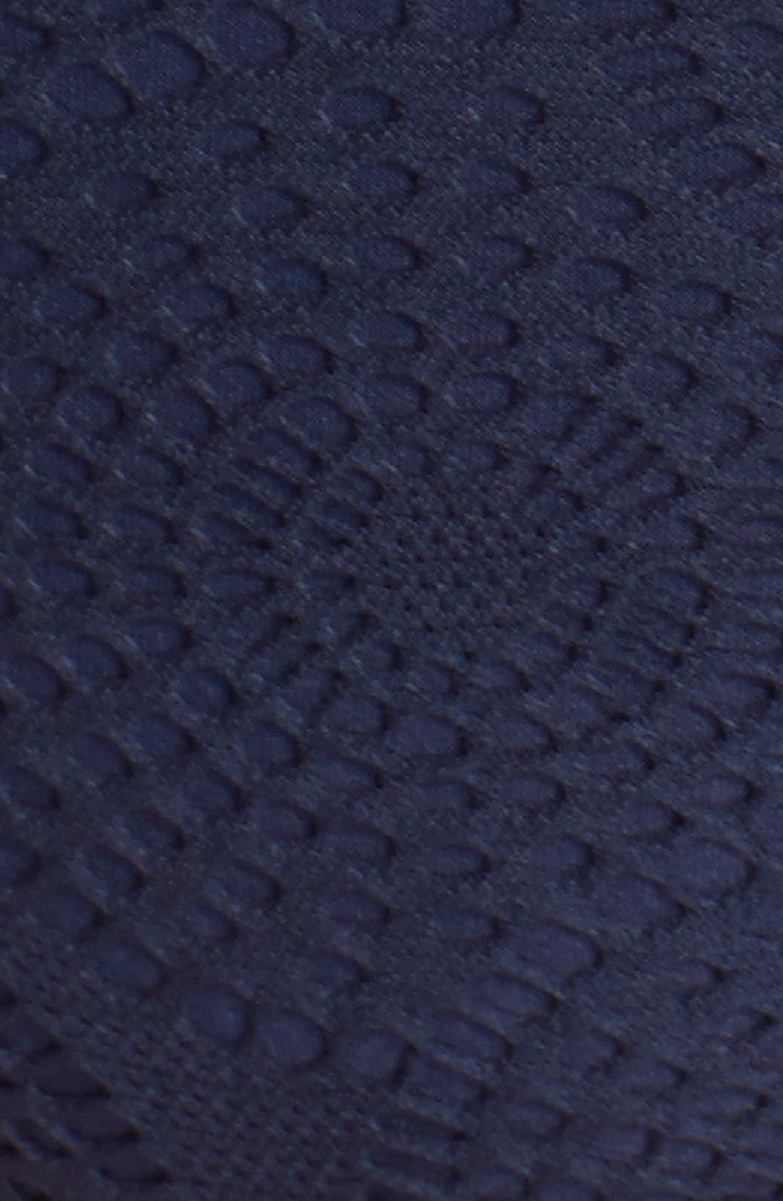 Alternate Image 5  - Robin Piccone Crochet Overlay One-Piece Swimsuit