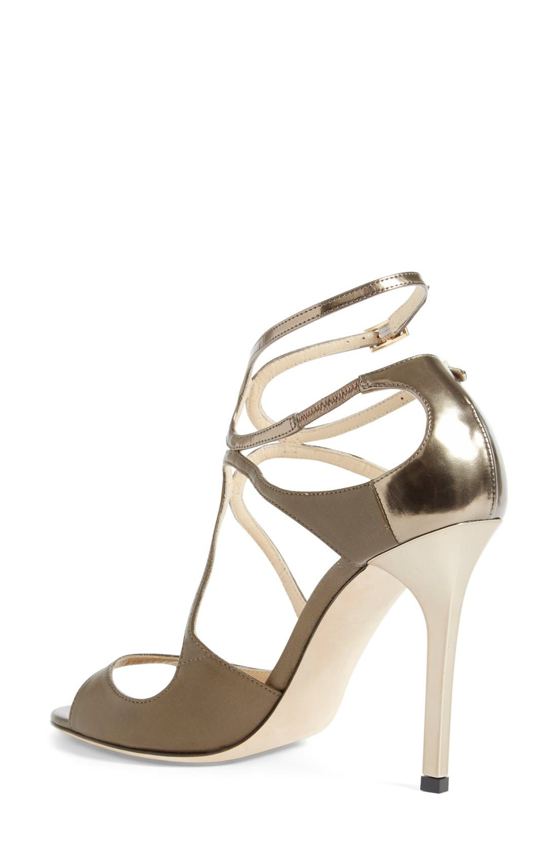 Alternate Image 4  - Jimmy Choo 'Lang' Sandal (Women)