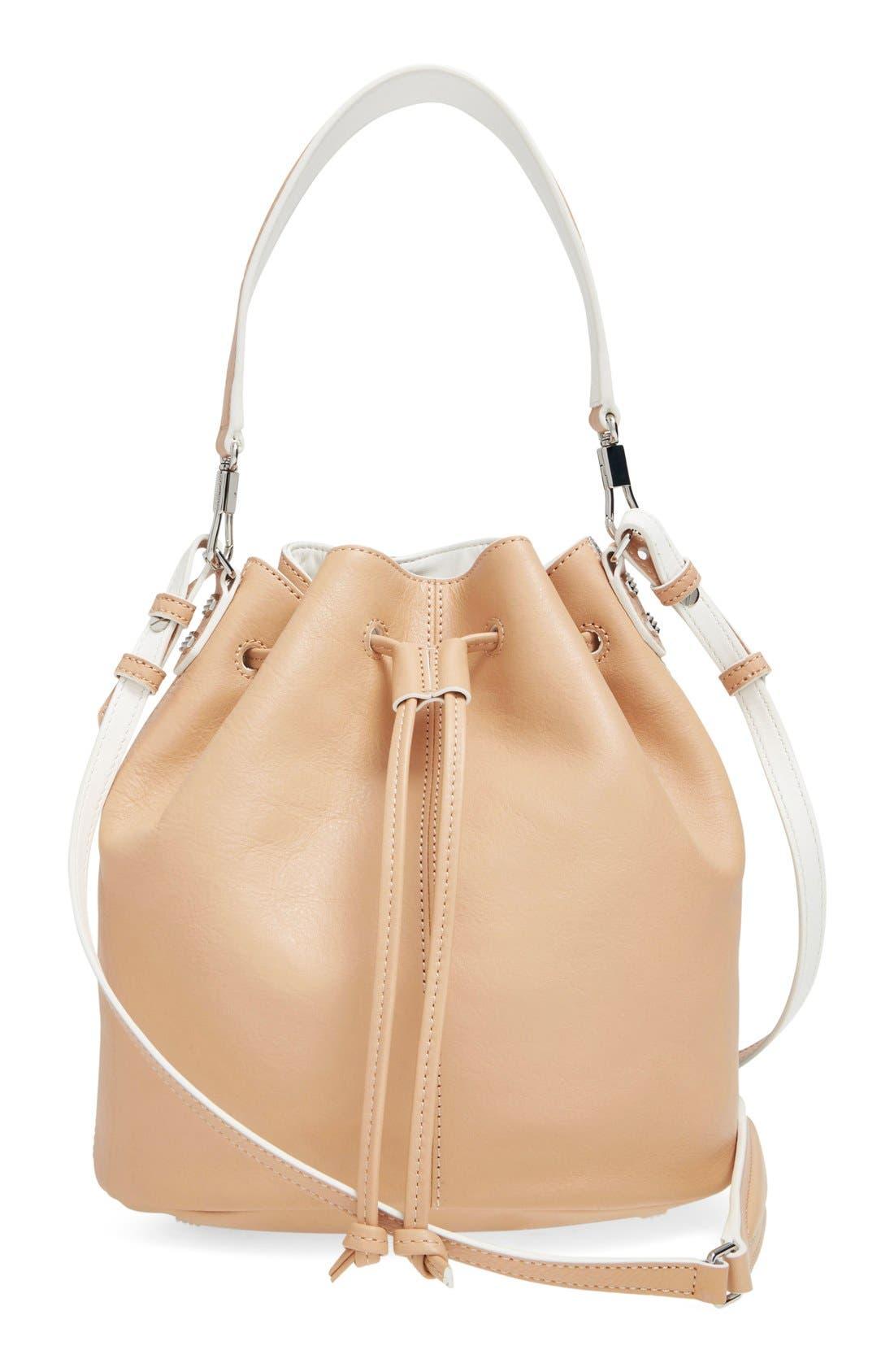 Alternate Image 3  - Elizabeth and James 'Mini Cynnie' Bucket Bag