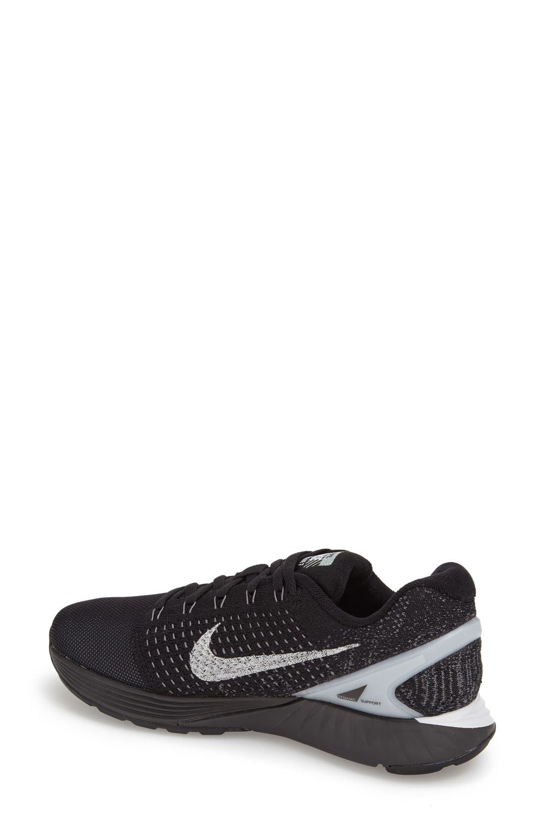 Alternate Image 2  - Nike 'LunarGlide 7' Running Shoe (Women)