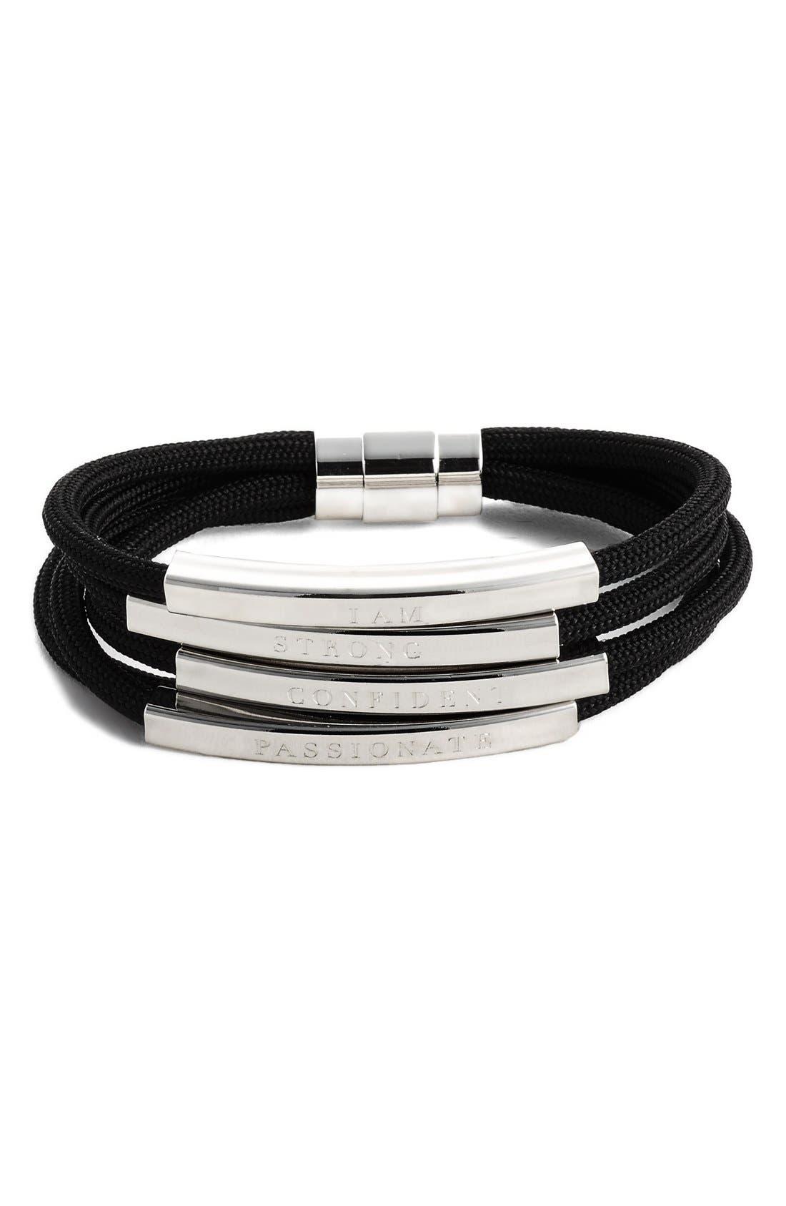 Alternate Image 1 Selected - Stella Valle 'Women Warriors' Multistrand Bracelet