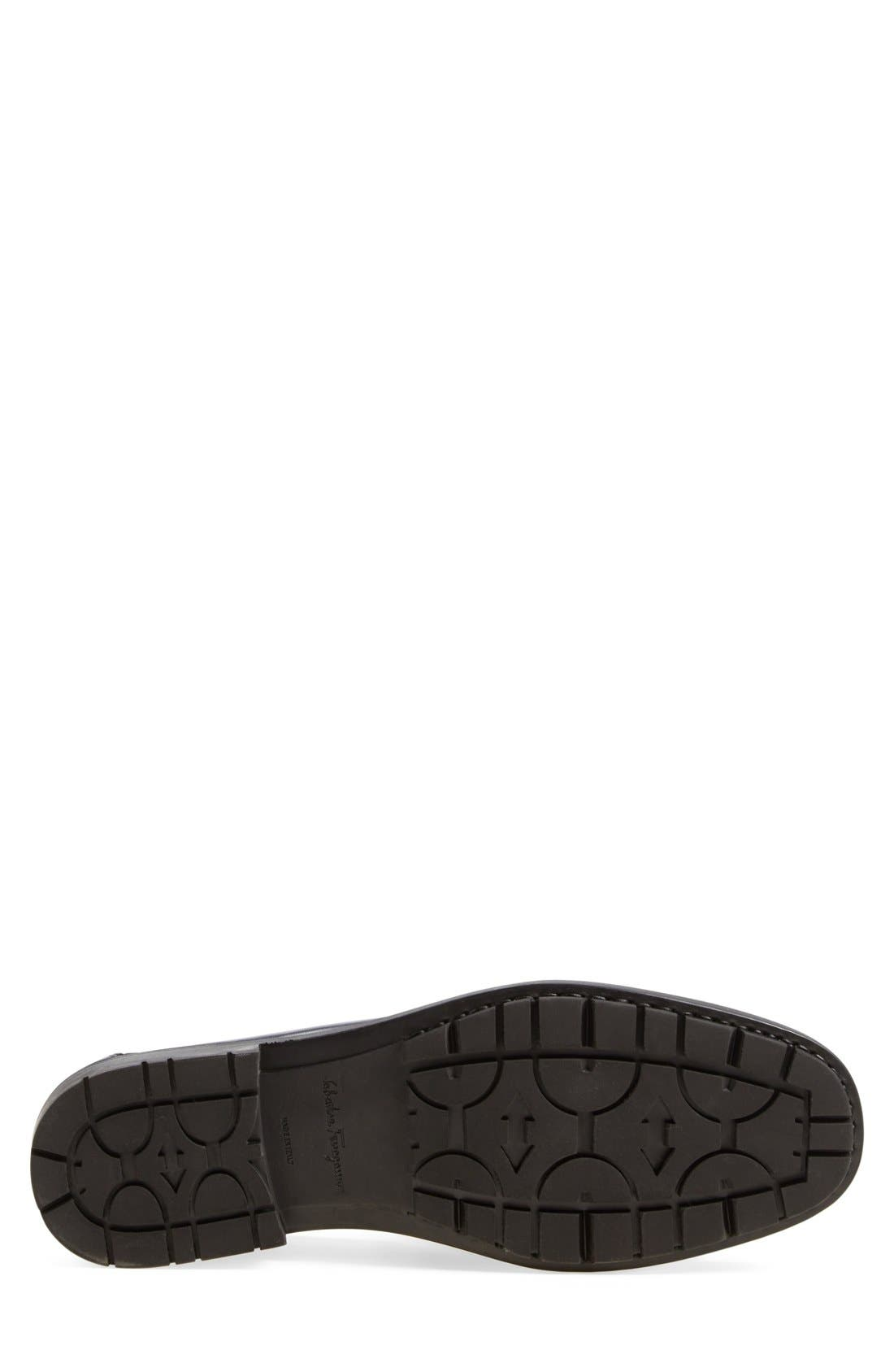 Alternate Image 4  - Salvatore Ferragamo 'Master' Loafer