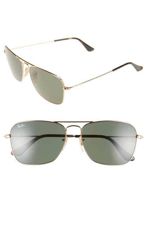 e0f7c874c9 Ray-Ban Caravan 58mm Aviator Sunglasses