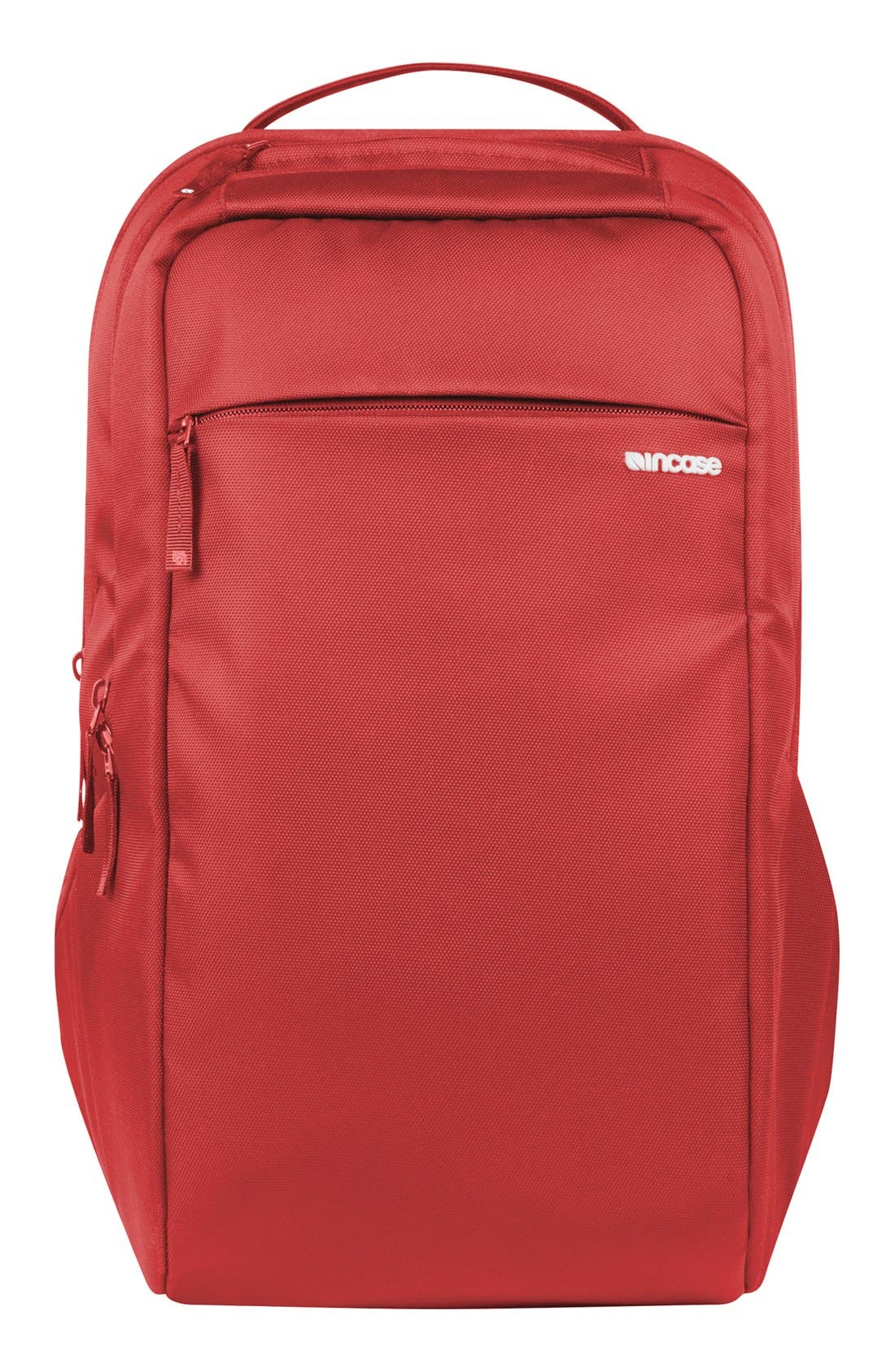 Icon Backpack,                             Main thumbnail 1, color,                             Red