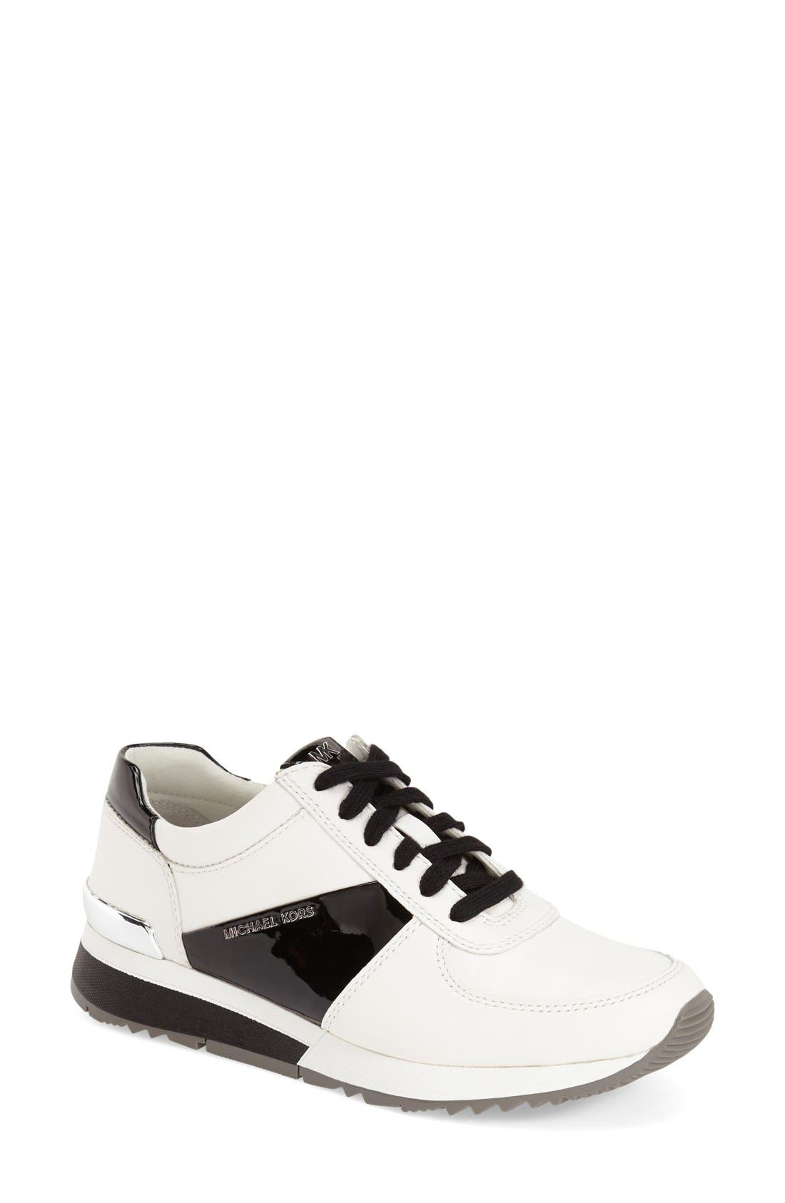 Main Image - MICHAEL Michael Kors 'Allie' Sneaker (Women)