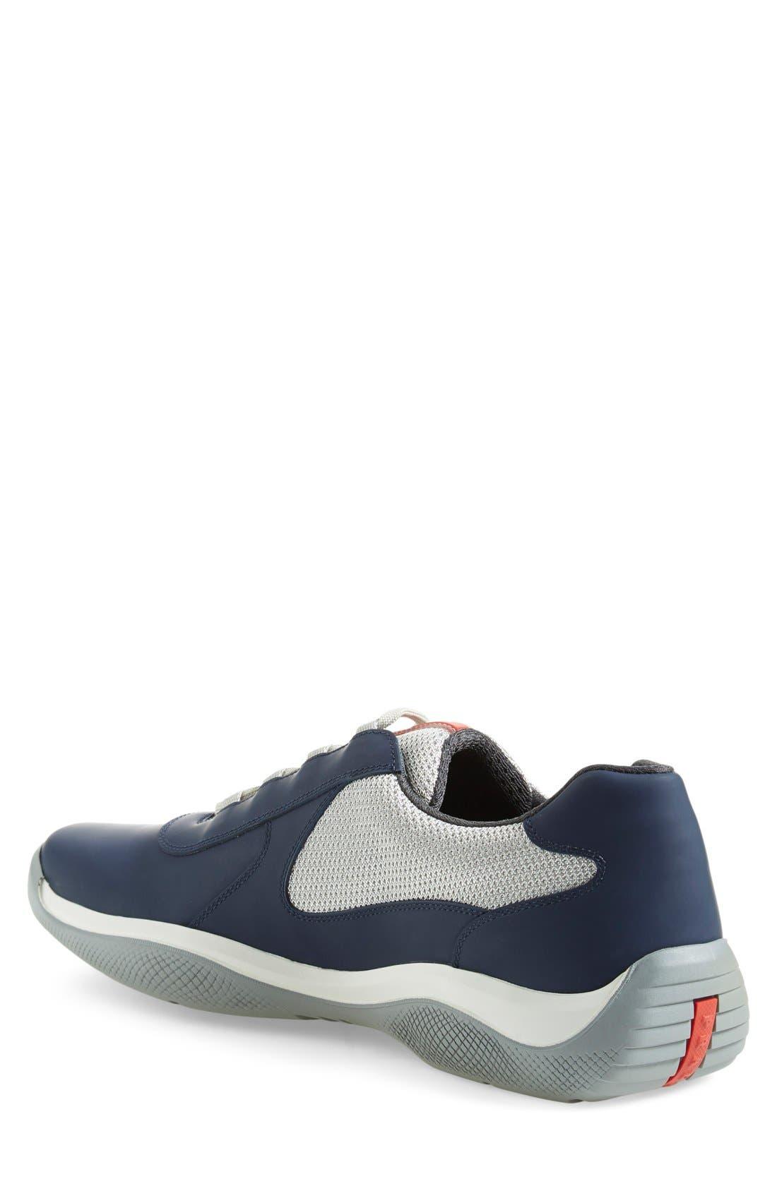 Alternate Image 2  - Prada 'Punta Ala' Sneaker (Men)