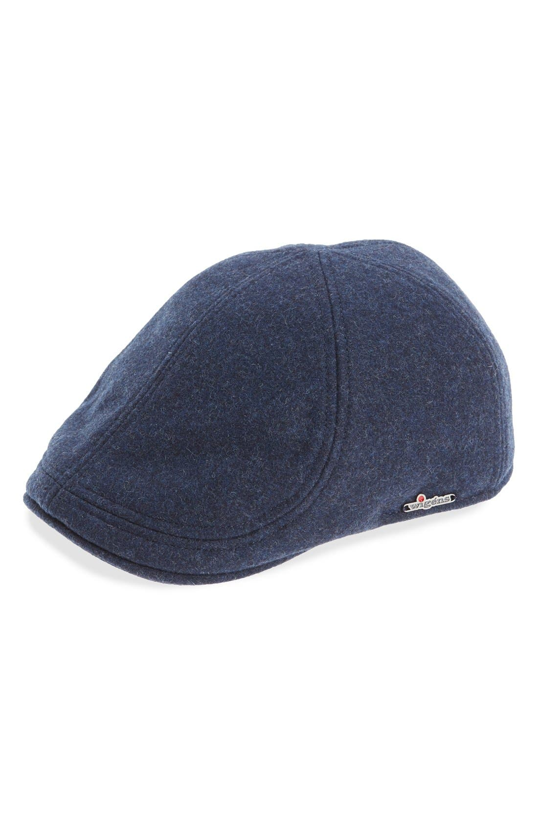 Wigens Wool Driving Cap