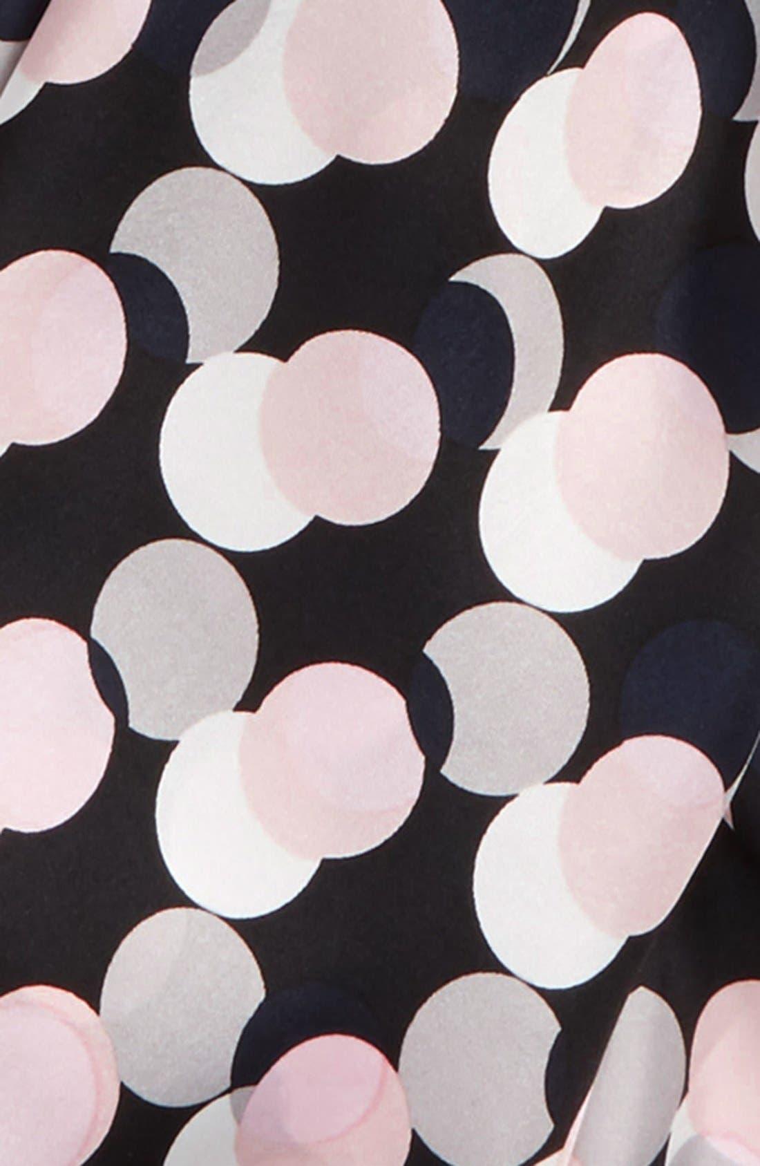 Alternate Image 3  - kate spade new york 'steal the spotlight' silk scarf