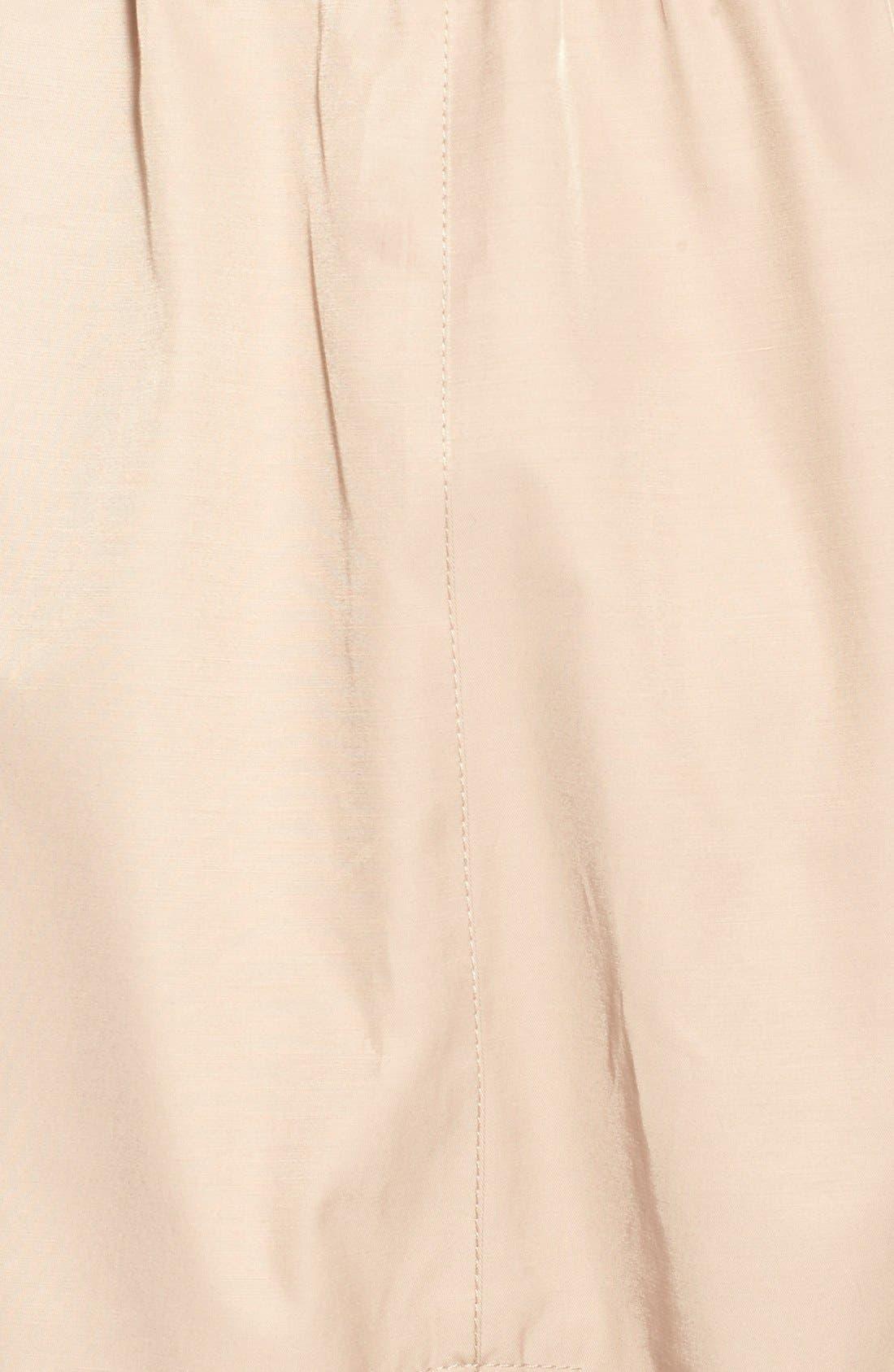 Alternate Image 5  - GUESS Draped Asymmetrical Zip Anorak