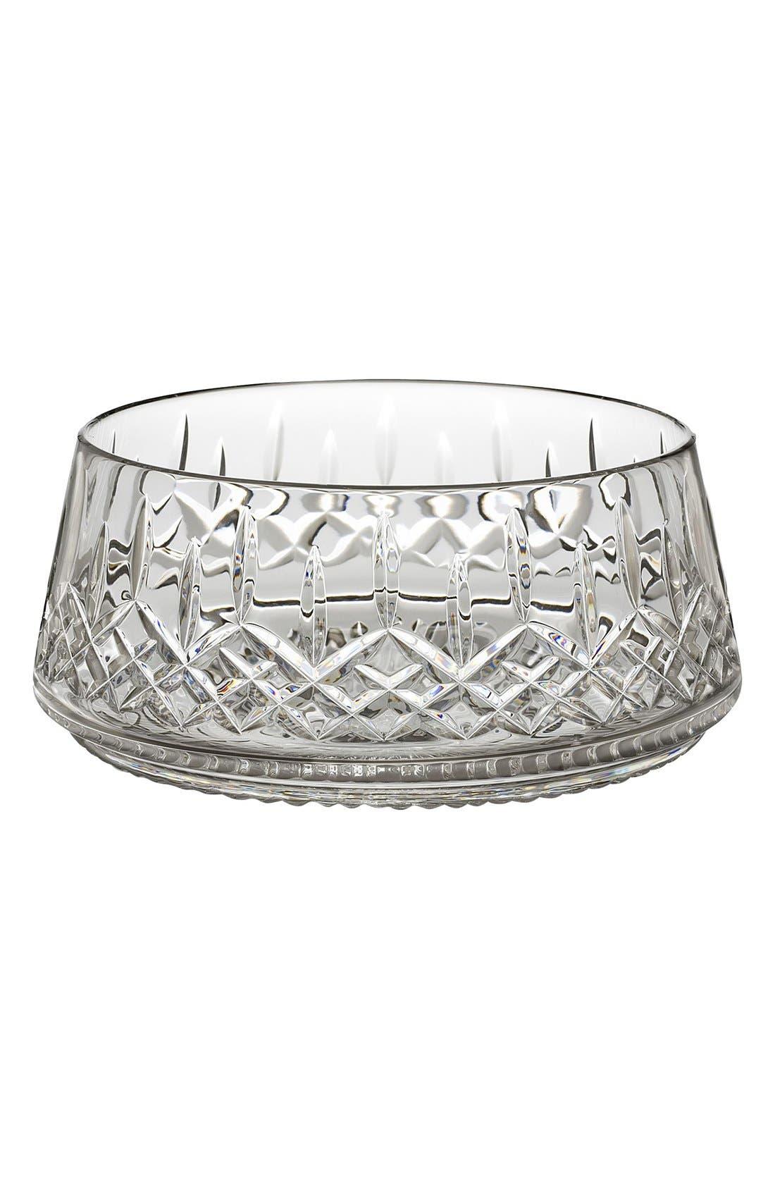 Alternate Image 1 Selected - Waterford 'Lismore' Lead Crystal Salad Bowl