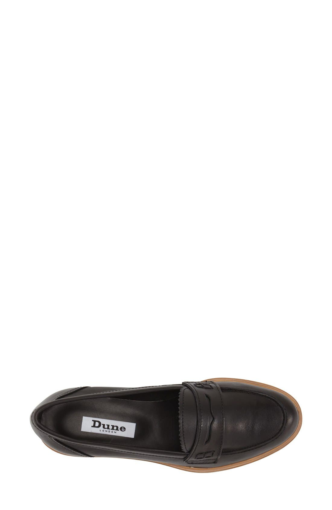 Alternate Image 3  - Dune London 'Gleat' Loafer (Women)