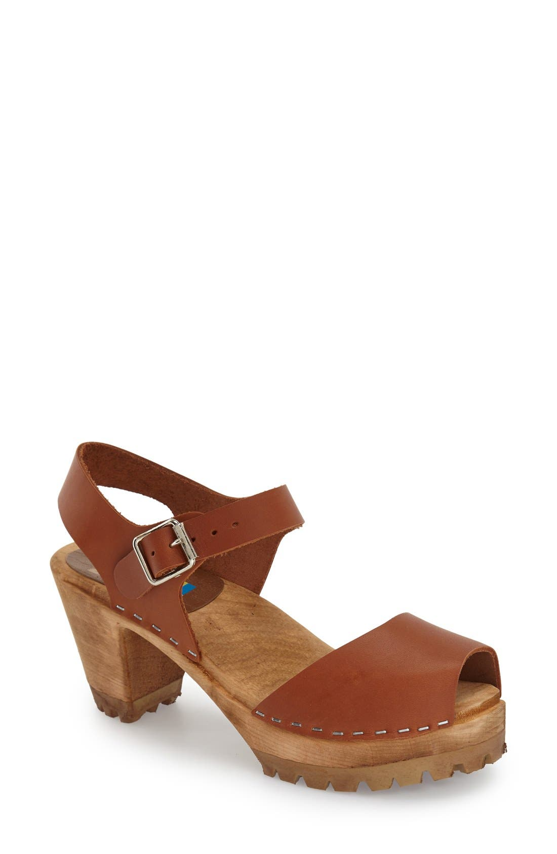 Brown Clog Heels & High-Heel Shoes for Women | Nordstrom