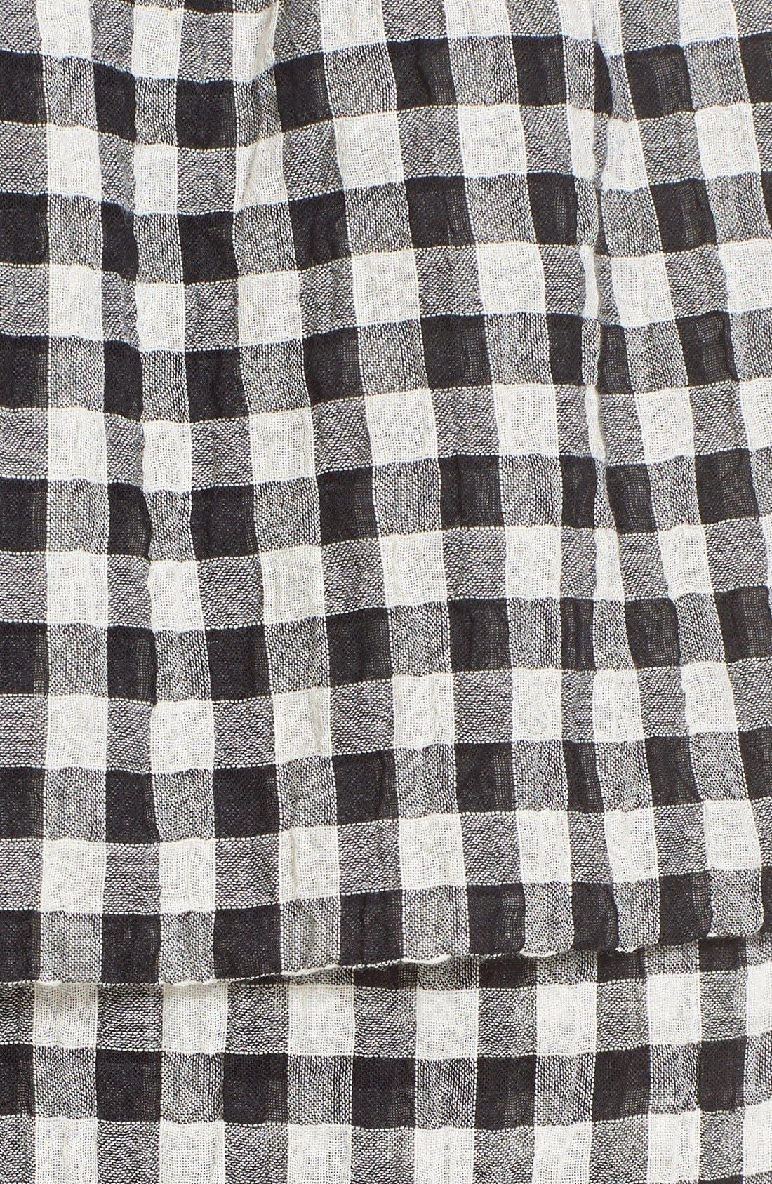 Alternate Image 3  - Isa Arfen 'Full On' Tiered Ruffle Skirt