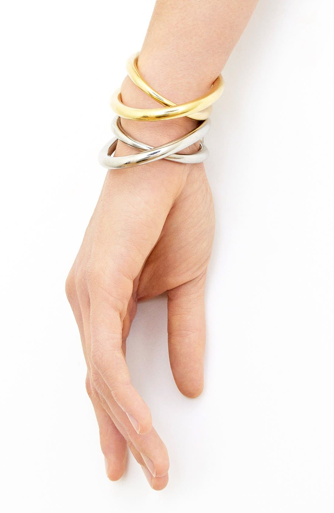 Alternate Image 3  - Charlotte Chesnais 'Initial' Bracelet