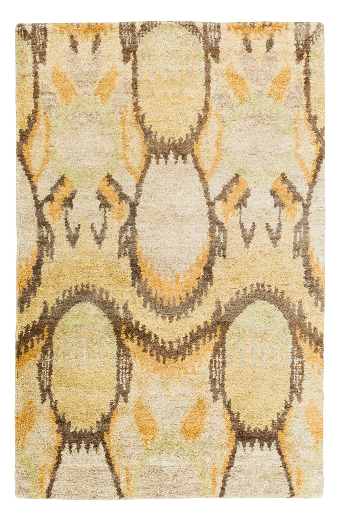 'Scarborough' Jute Rug,                         Main,                         color, Gold/ Beige/ Olive