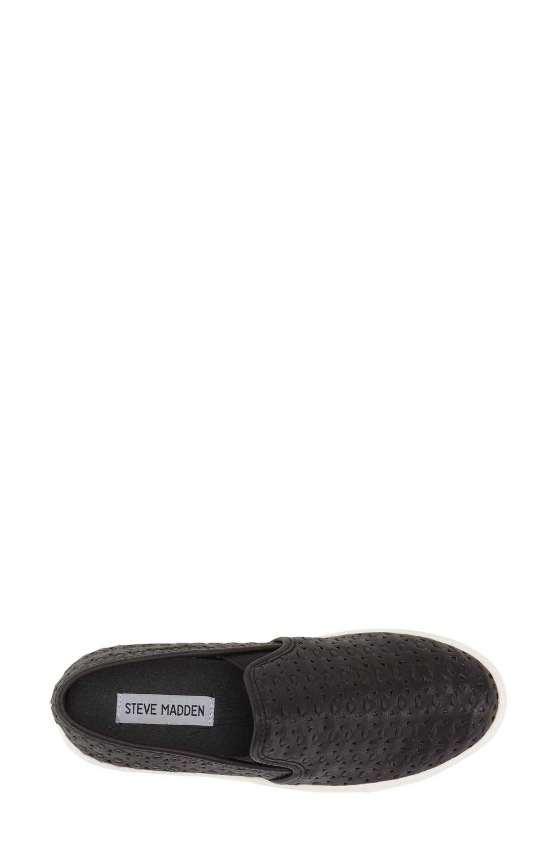 Alternate Image 3  - Steve Madden 'Excel' Slip-On Sneaker (Women)