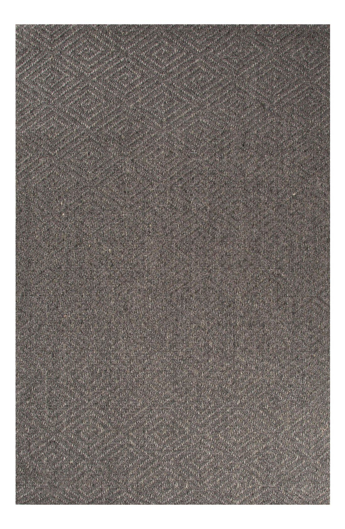 Alternate Image 1 Selected - Jaipur 'Tobago Naturals' Hand Woven Rug