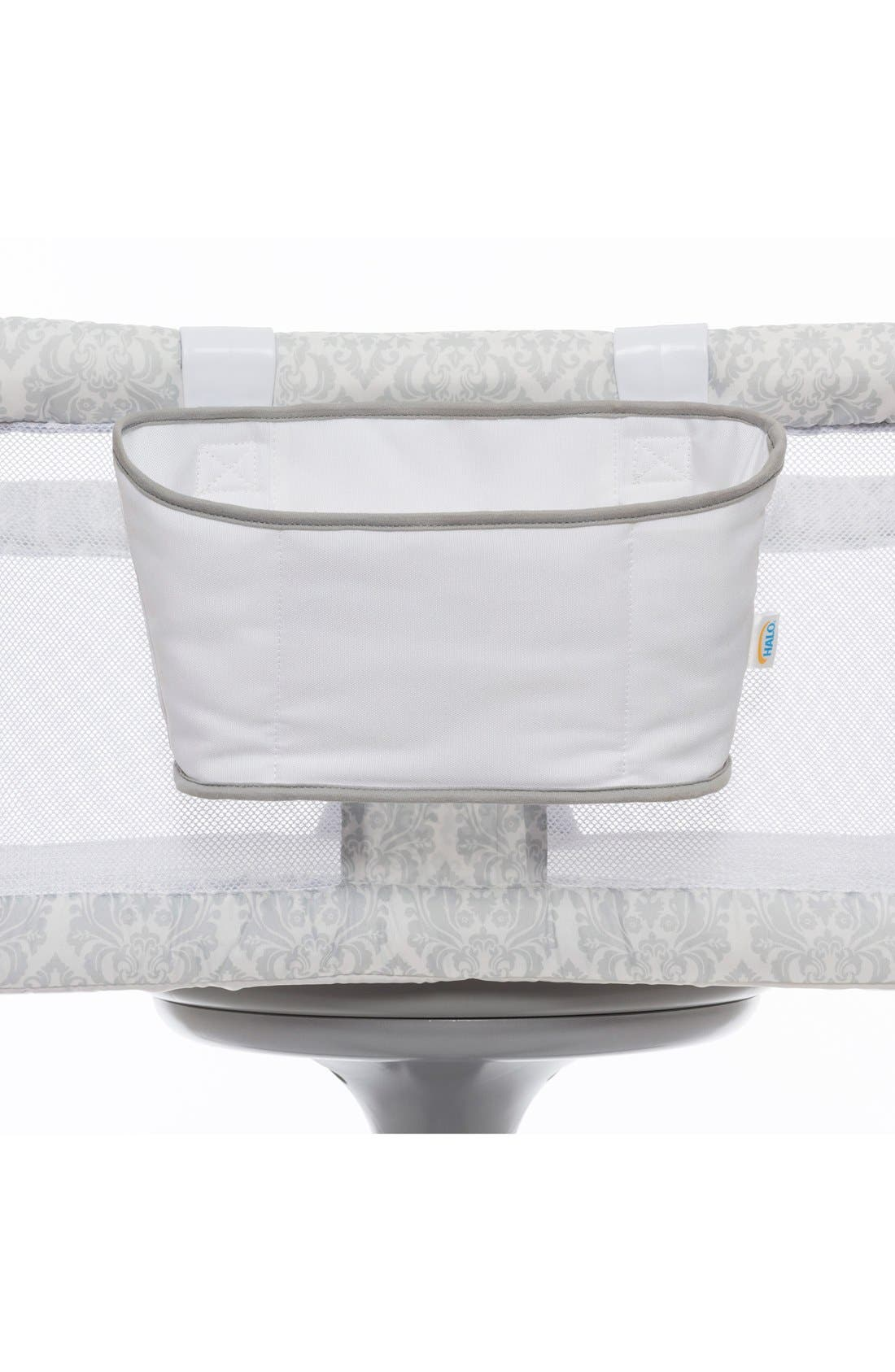 Bassinest<sup>™</sup> Storage Caddy,                             Alternate thumbnail 3, color,                             White