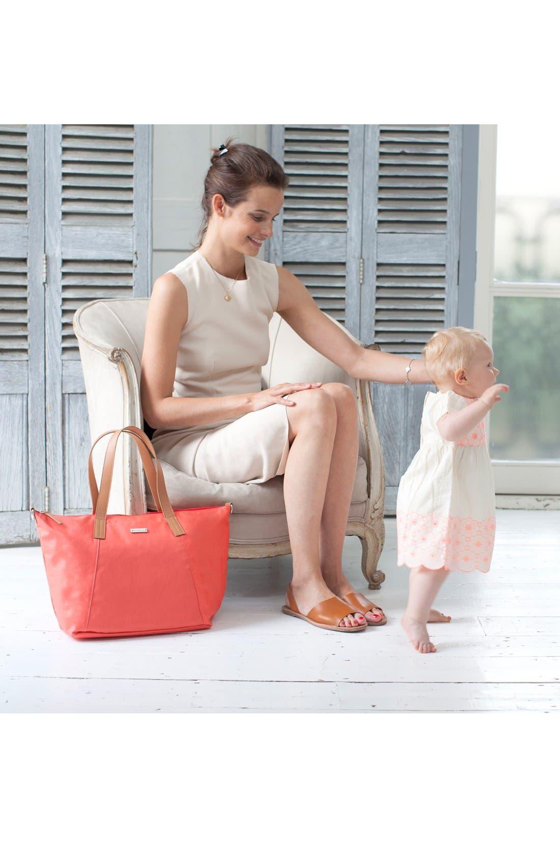 Alternate Image 6  - Storksak 'Noa' Diaper Bag