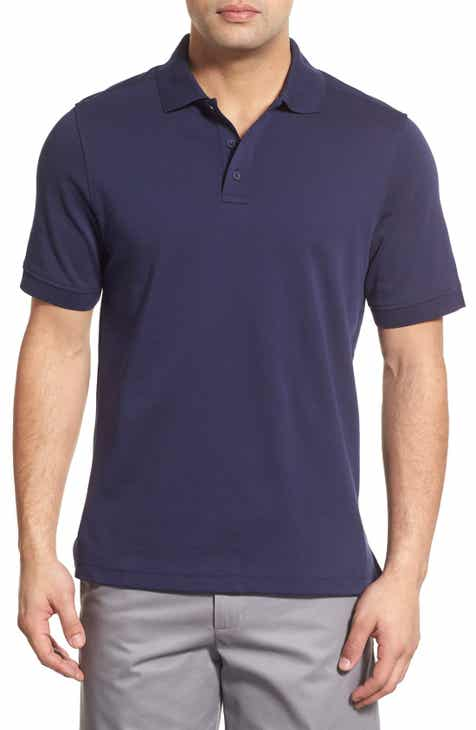 e745b23eb32 Nordstrom Men s Shop Regular Fit Interlock Polo