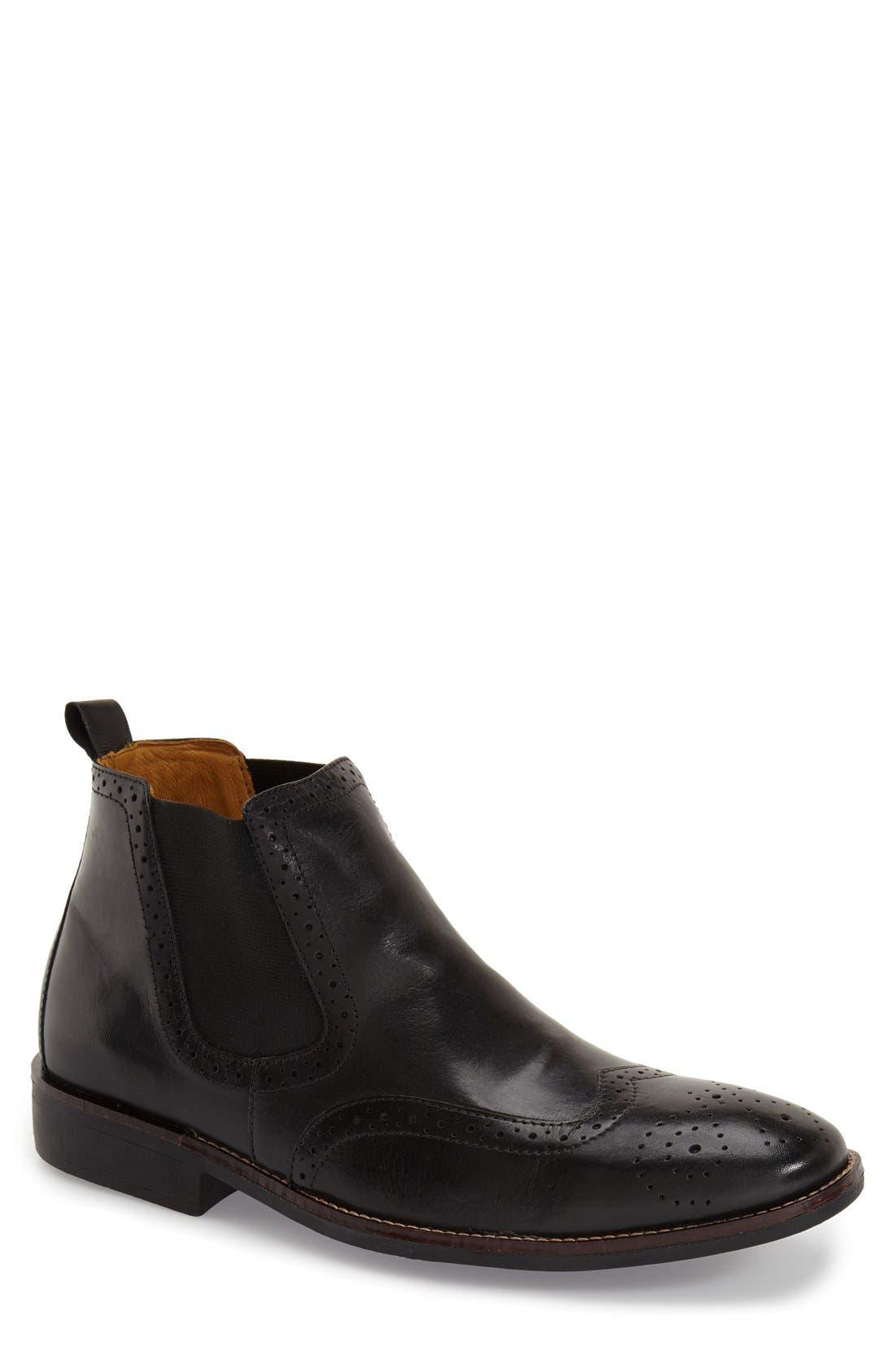 Alternate Image 1 Selected - Sandro Moscoloni 'Elton' Chelsea Boot (Men)