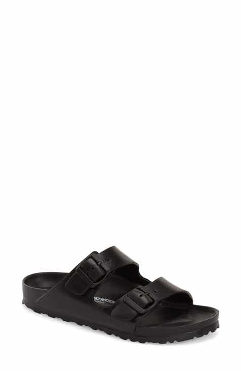 Birkenstock Essentials - Arizona Slide Sandal (Women) 4475b4acbba5