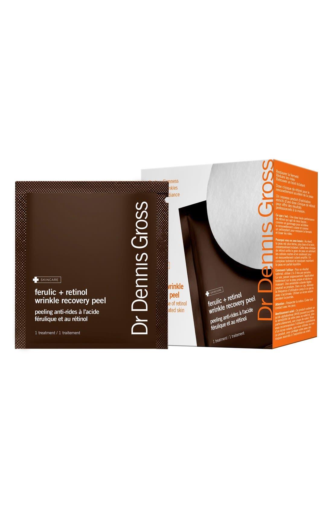 Dr. Dennis Gross Skincare 'Ferulic + Retinol' Wrinkle Recovery Peel
