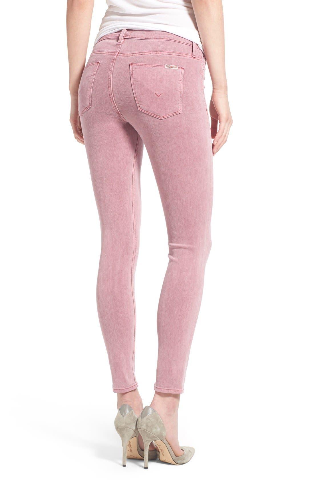 Alternate Image 2  - Hudson Jeans 'Nico' Ankle Skinny Jeans