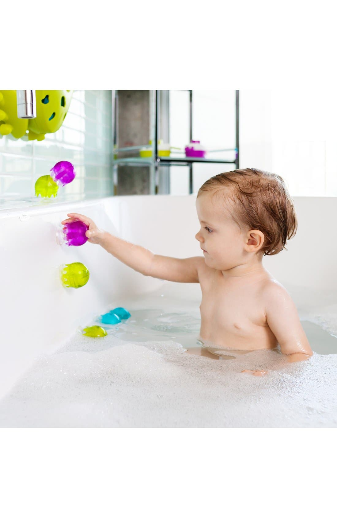 'Jellies' Suction Cup Bath Toys,                             Alternate thumbnail 2, color,                             Multi