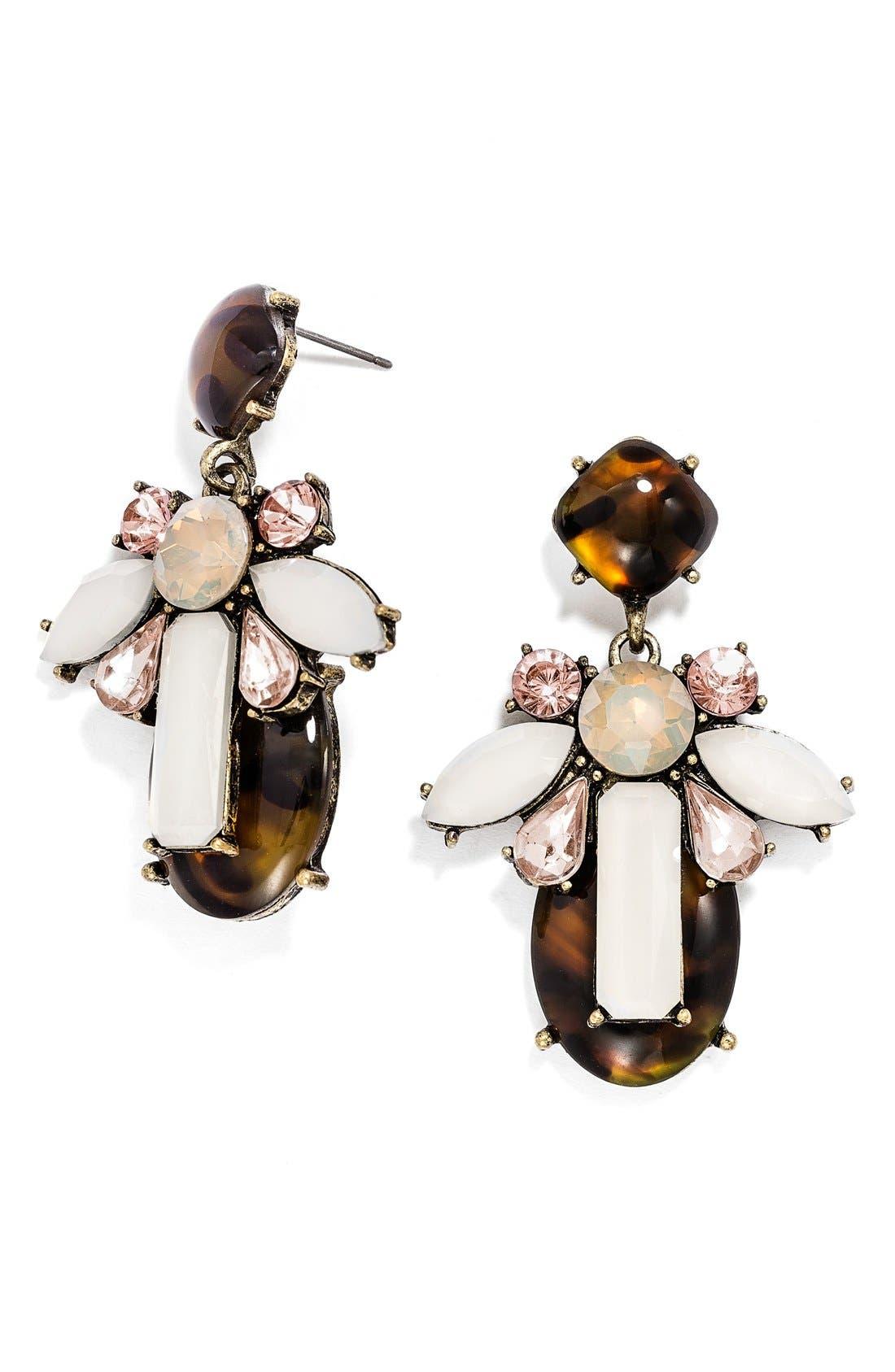 Main Image - BaubleBar 'Bliss' Drop Earrings