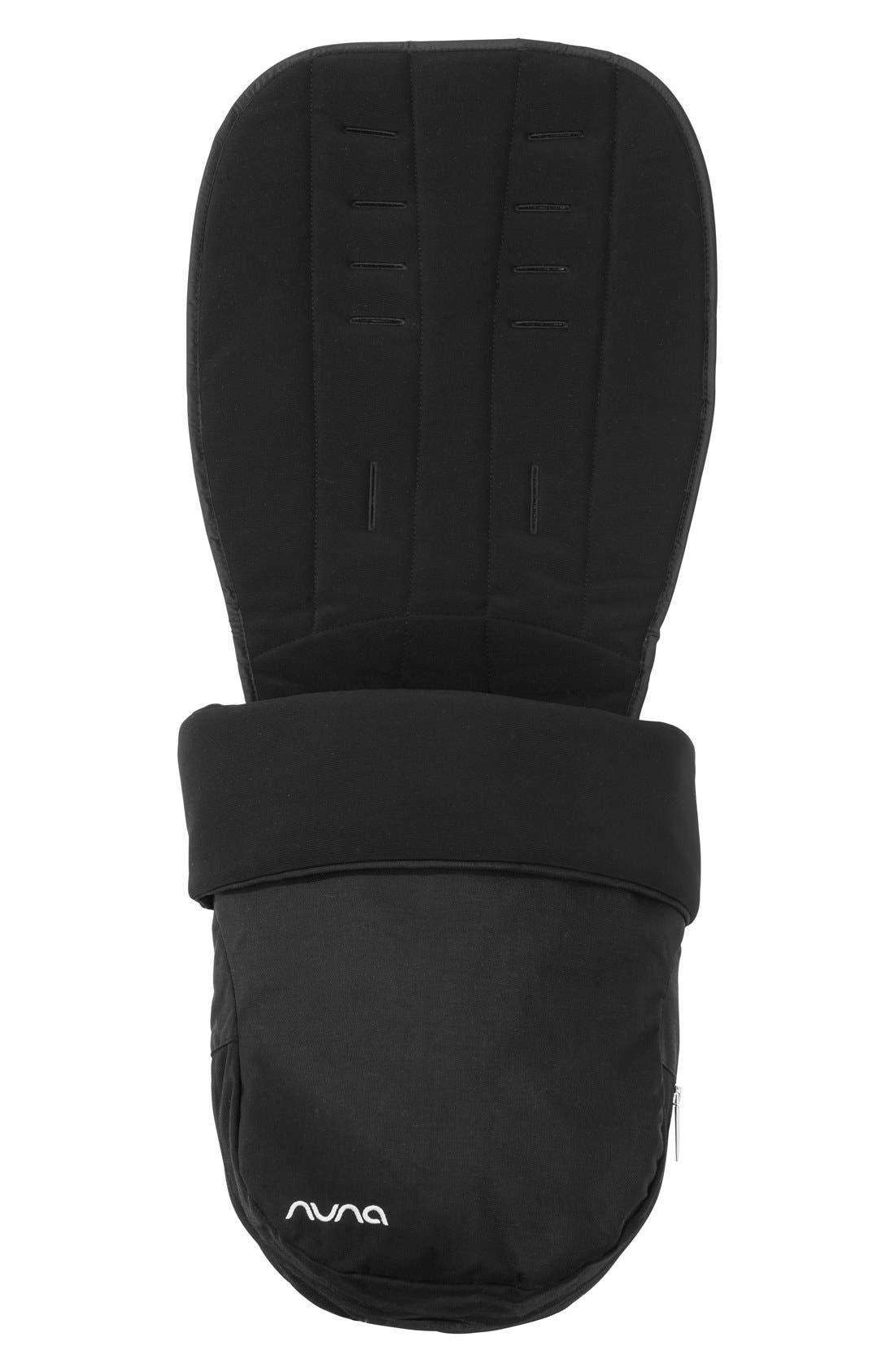 Alternate Image 1 Selected - nuna 'MIXX™' Stroller Footmuff & Seat Liner