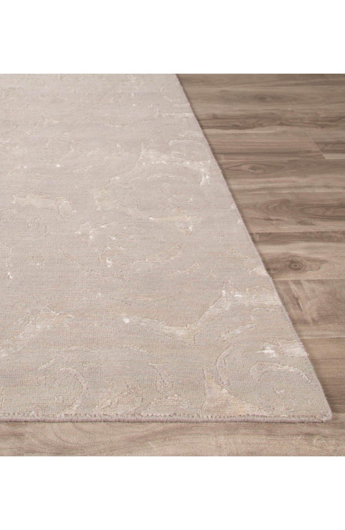 Alternate Image 2  - kate spade new york 'noho' premium wool blend rug