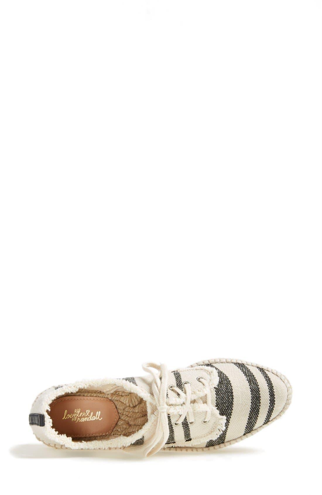 Alternate Image 3  - Loeffler Randall Alfie Espadrille Sneaker (Women)